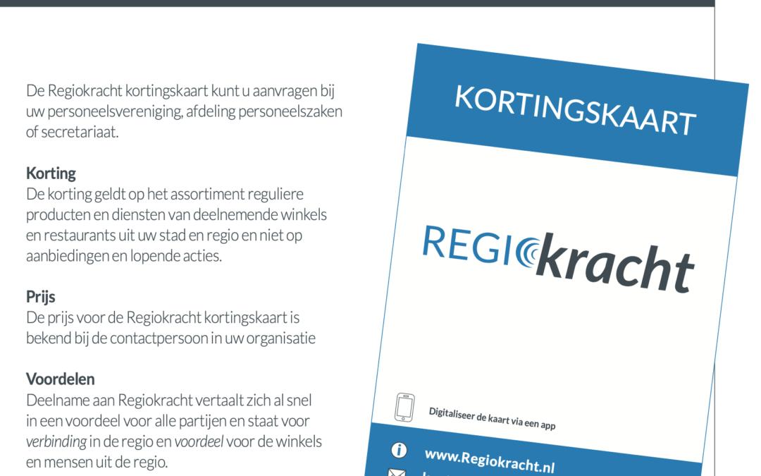 Nieuws: Regiokracht Hoorn breidt uit