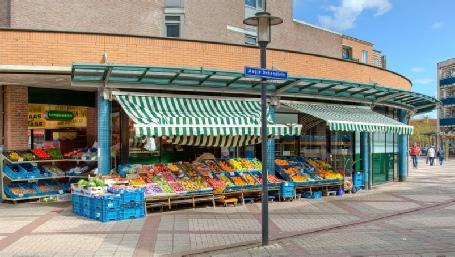 Supermarkt Efe Naz